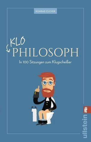 Gebundenes Buch »Klo-Philosoph«