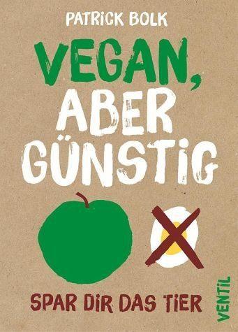 Broschiertes Buch »Vegan, aber günstig«