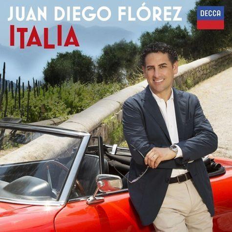 Audio CD »Juan Diego Flórez: Italia«
