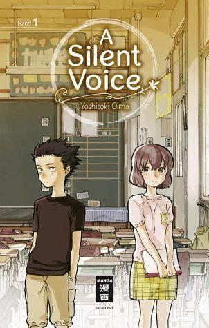 Broschiertes Buch »A Silent Voice / A Silent Voice Bd.1«