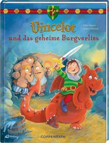 Gebundenes Buch »Vincelot und das geheime Burgverlies /...«