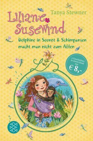 Broschiertes Buch »Liliane Susewind - Delphine in Seenot &...«