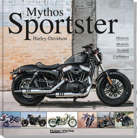 Gebundenes Buch »Harley-Davidson - Mythos Sportster«