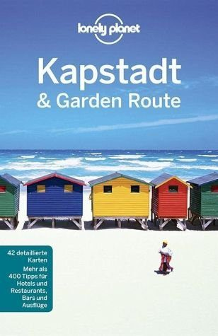 Broschiertes Buch »Lonely Planet Reiseführer Kapstadt & die...«