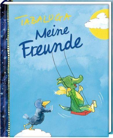 Gebundenes Buch »Freundebuch - Meine Freunde (Tabaluga)«