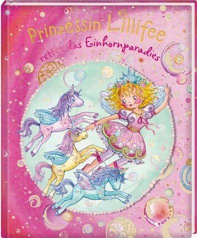 Gebundenes Buch »Prinzessin Lillifee rettet das Einhornparadies...«