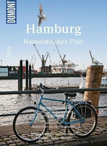 Broschiertes Buch »DuMont Bildatlas Hamburg«