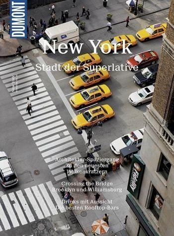 Broschiertes Buch »DuMont Bildatlas 41 New York«