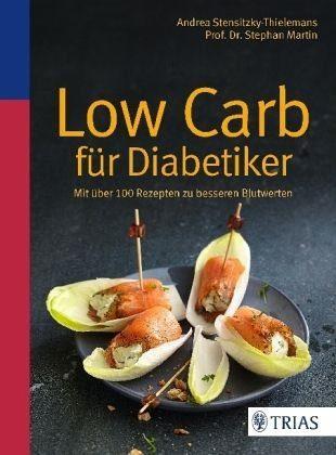 Broschiertes Buch »Low Carb für Diabetiker«
