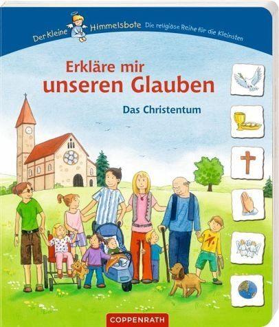 Buch mit Papp-Einband »Erkläre mir unseren Glauben«