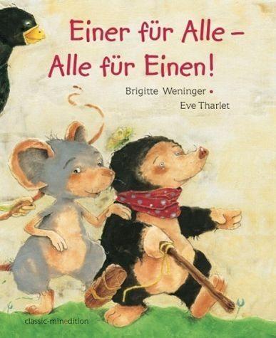 Gebundenes Buch »Einer für Alle - Alle für Einen«