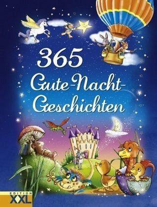 Gebundenes Buch »365 Gute-Nacht-Geschichten«