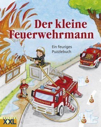 Broschiertes Buch »Der kleine Feuerwehrmann«