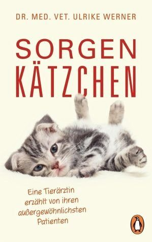 Broschiertes Buch »Sorgenkätzchen«