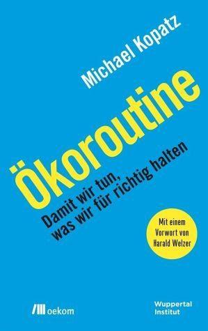 Broschiertes Buch »Ökoroutine«
