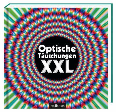 Gebundenes Buch »Optische Täuschungen XXL«