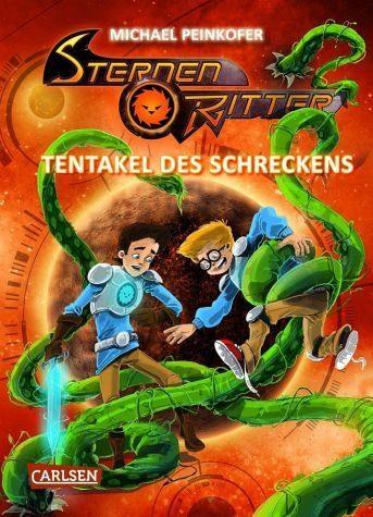 Gebundenes Buch »Tentakel des Schreckens / Sternenritter Bd.7«