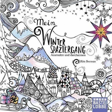 Broschiertes Buch »Mein Winterspaziergang«
