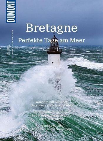 Broschiertes Buch »DuMont Bildatlas 177 Bretagne«