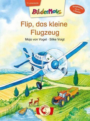 Gebundenes Buch »Bildermaus - Flip, das kleine Flugzeug«