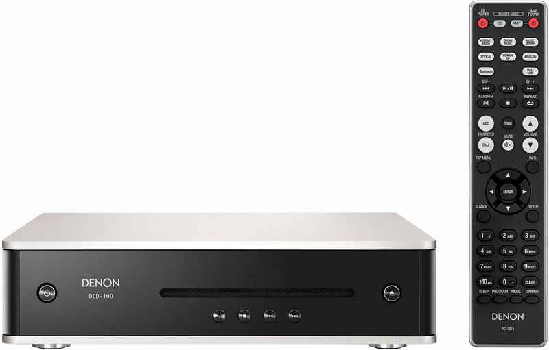 Denon »DCD-100« CD-Player (High-Resolution Audio)