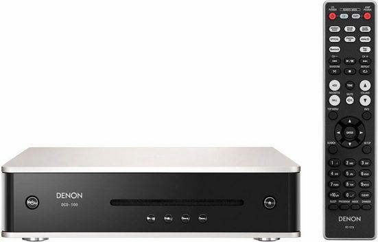 Denon »DCD-100« CD-Player (High-Resolution Audio)