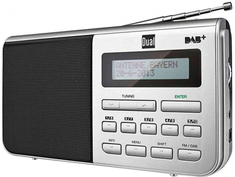 Dual DAB 4.1 Radio Digitalradio (DAB+)