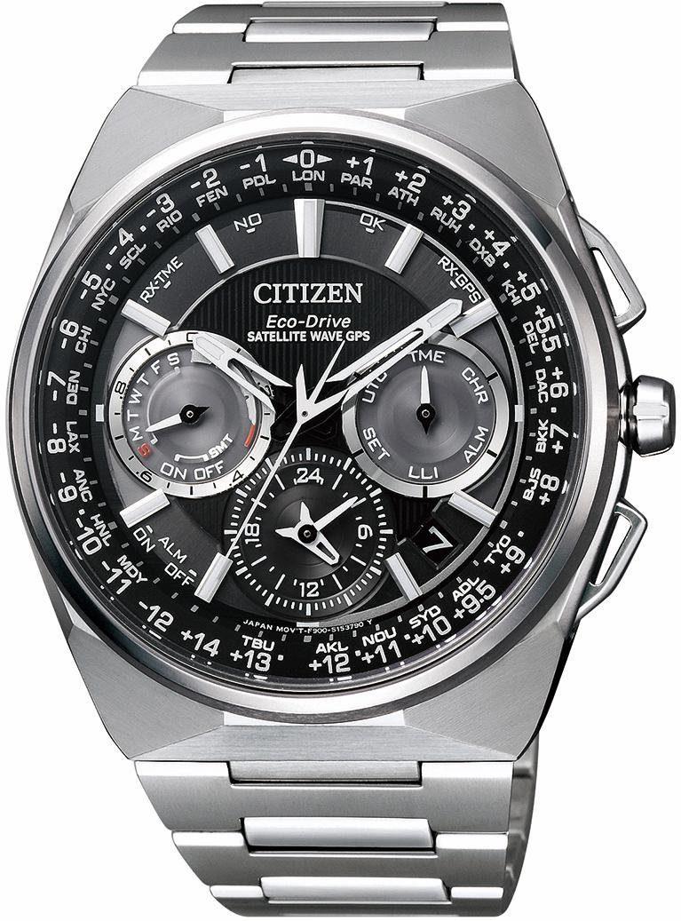 Citizen Multifunktionsuhr »CC9008-84E« mit Satellite Timekeeping System