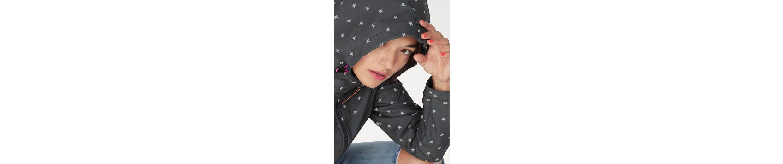 Ocean Sportswear Softshelljacke, Innenseite aus weichem Fleece