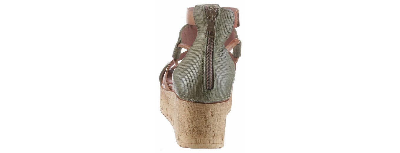 Arizona Sandalette, im trendigen Used-Look