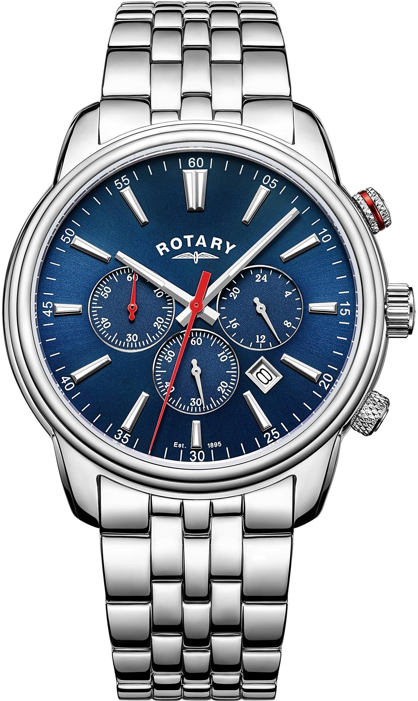 ROTARY Chronograph »Monaco, GB05083/05«