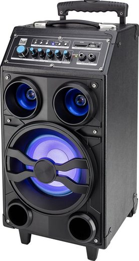 Dual »DSBX 100« Stereoanlage (FM-Tuner, 50 W)