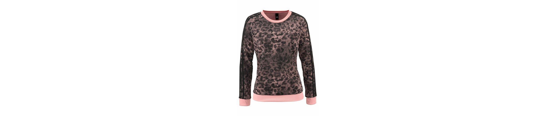 ESSENTIAL Sweatshirt SWEATSHIRT AOP WOMAN adidas Performance adidas Performance wqnBzFOX