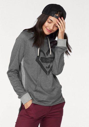 Ocean Sportswear Kapuzensweatshirt, Piquéware
