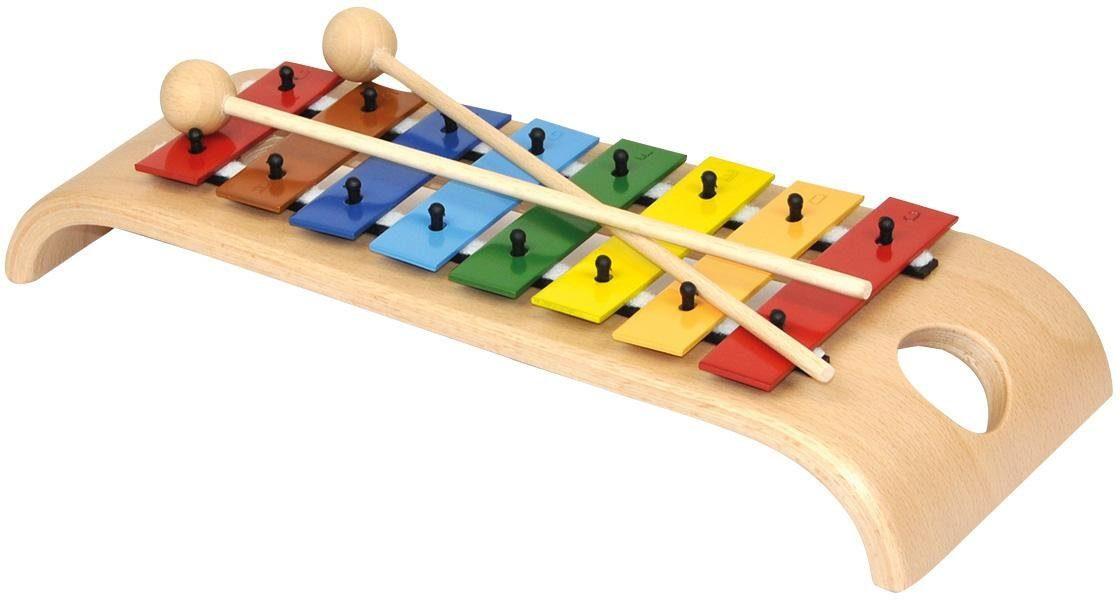 Voggenreiter Xylophon für Kinder, »Das wunderschöne Glockenspiel«