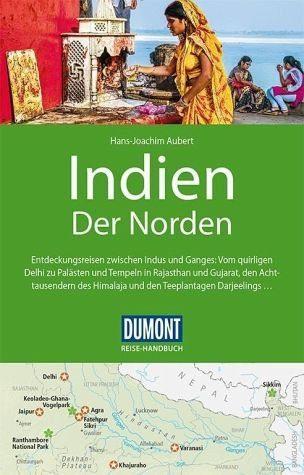 Broschiertes Buch »DuMont Reise-Handbuch Reiseführer Indien, Der...«