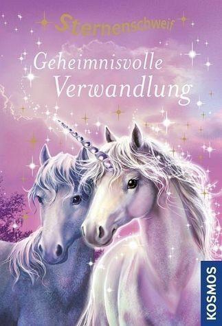 Gebundenes Buch »Geheimnisvolle Verwandlung / Sternenschweif Bd.1«