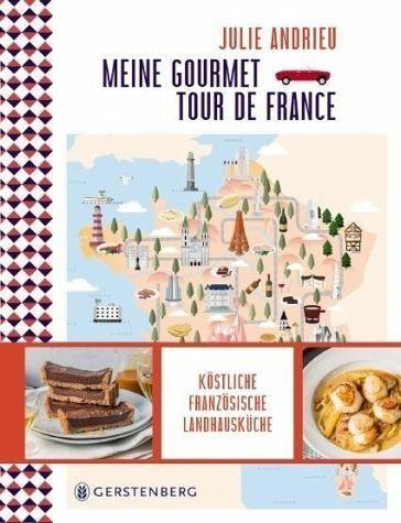 Gebundenes Buch »Meine Gourmet-Tour de France«