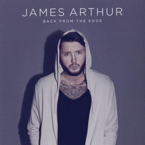 Audio CD »James Arthur: Back From The Edge«