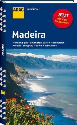 Broschiertes Buch »ADAC Reiseführer Madeira«