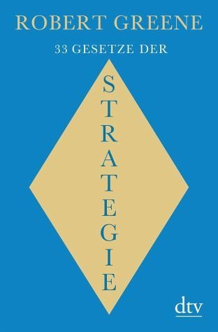 Broschiertes Buch »33 Gesetze der Strategie«