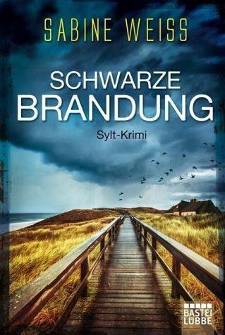 Broschiertes Buch »Schwarze Brandung / Liv Lammer Bd.1«