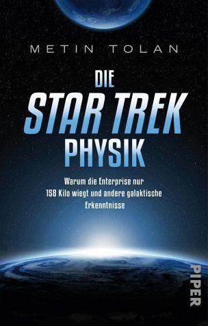 Broschiertes Buch »Die STAR TREK Physik«