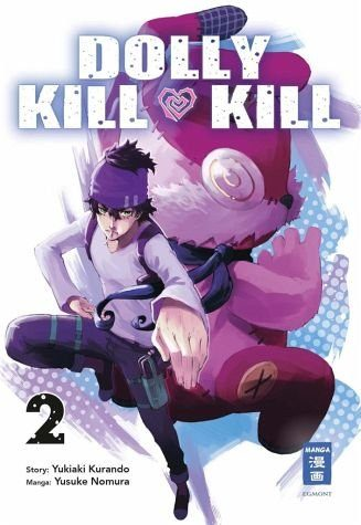 Broschiertes Buch »Dolly Kill Kill / Dolly Kill Kill Bd.2«