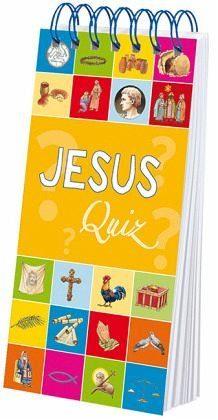 Broschiertes Buch »Jesus-Quiz«