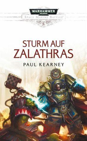 Broschiertes Buch »Sturm auf Zalathras / Warhammer 40.000 - Space...«