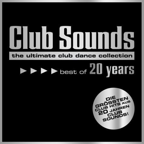 Audio CD »Various: Club Sounds-Best Of 20 Years«