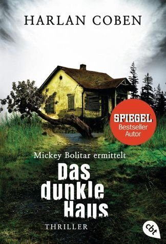 Broschiertes Buch »Das dunkle Haus / Mickey Bolitar ermittelt Bd.2«