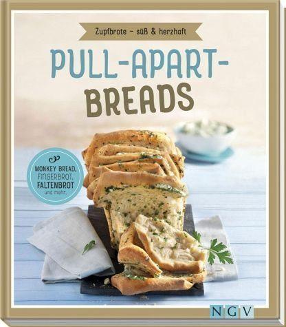 Gebundenes Buch »Pull-apart-Breads - Zupfbrote süß & herzhaft«