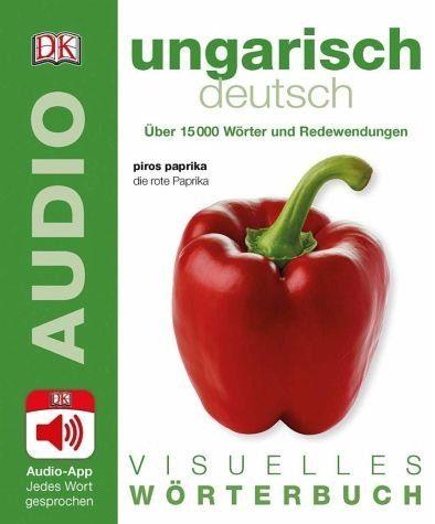 Broschiertes Buch »Visuelles Wörterbuch Ungarisch Deutsch«